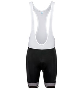 Odlo ZEROWEIGHT Cycling Shorts with Suspenders