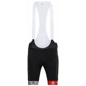 Odlo Tights short suspenders scott sram racing pro