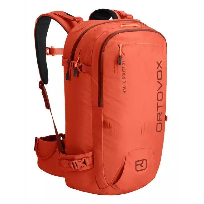 Lehký a promyšlený horolezecký batoh. Ortovox Haute Route 32