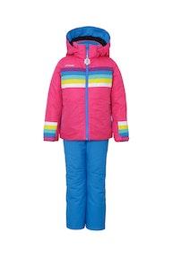 Detská lyžiarska súprava Phneix Rainbow Two-piece Suit