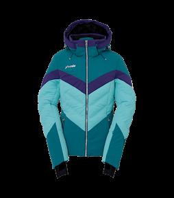Dámská lyžařská bunda Phenix Emerald Hybrid Down