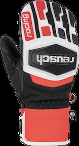 Dětské lyžařské rukavice Reusch Worldcup Warrior R-TEX® XT Junior Mitten
