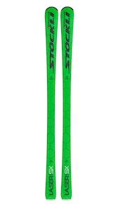 Stöckli Laser SX + Salomon I green
