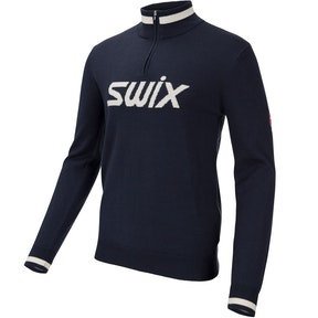 Pánsky sveter s logom Swix Blizzard