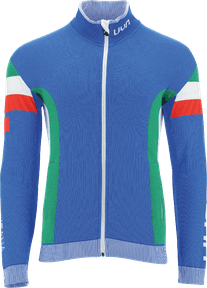 Uyn Nation Italy MAN KNITTED SECOND LAYER FULL ZIP
